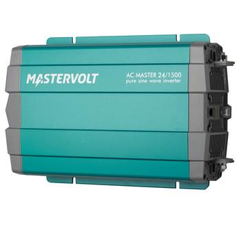 Mastervolt AC Master Inverter - 24V/1500W (230V) - Schuko Plug