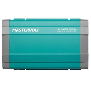 Mastervolt AC Master Inverter - 12V/2500W (230V) - Schuko/Hard Wired Plug - Front View