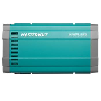 Mastervolt AC Master Inverter - 12V/3500W (230V) - Schuko/Hard Wired Plug - Front View