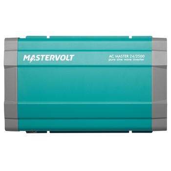Mastervolt AC Master Inverter - 24V/2500W (230V) - Schuko/Hard Wired Plug - Front View