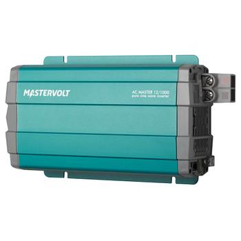 Mastervolt AC Master Inverter - 12V/1000W (230V) - Schuko Plug - Side View