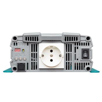 Mastervolt AC Master Inverter - 24V/1000W (230V) - Schuko Plug - Side View
