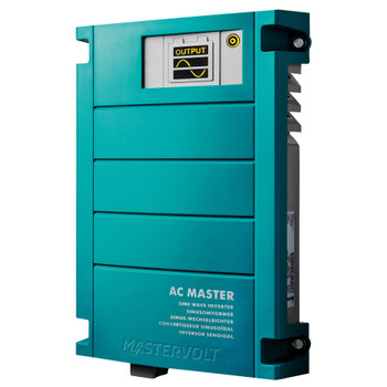 Mastervolt AC Master Inverter - 24V/300W (230V) - Universal Outlet - Side View
