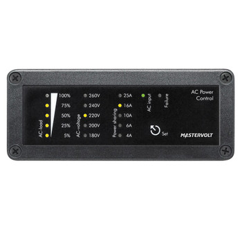 Mastervolt Remote Panel APC with Power Sharing - 230V