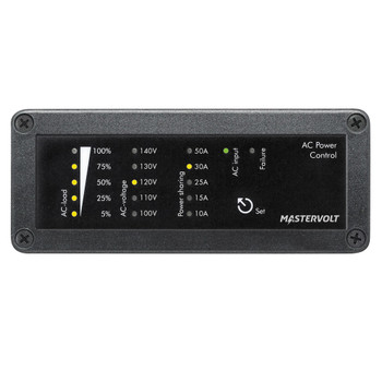 Mastervolt Remote Panel APC with Power Sharing - 120V