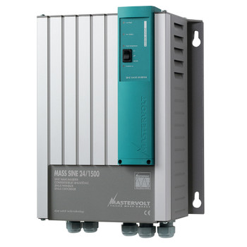 Mastervolt Mass Sine Inverter - 24V/1500W - (230V/60Hz)