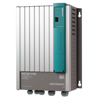 Mastervolt Mass Sine Inverter - 12V/2000W - (230V/60Hz)
