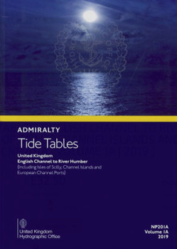 ADMIRALTY Tide Table Volume 1A (NP201A)