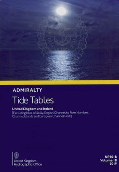 ADMIRALTY Tide Table Volume 1B (NP201B)