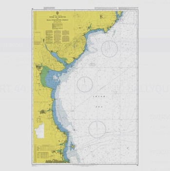 ADMIRALTY Chart 44: Nose of Howth to Ballyquintin Point