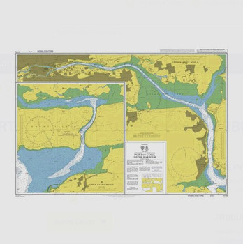 ADMIRALTY Chart 1773: Port of Cork Upper Harbour
