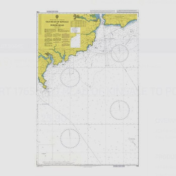 ADMIRALTY Chart 1765: Old Head of Kinsale to Power Head