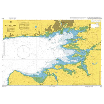 ADMIRALTY Chart 1984: Galway Bay