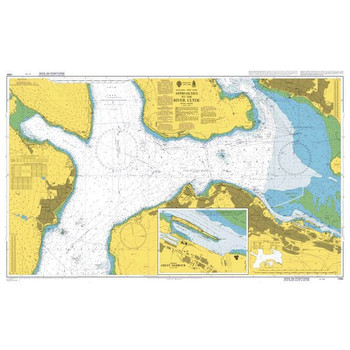 ADMIRALTY Chart 1994: Approaches to the River Clyde