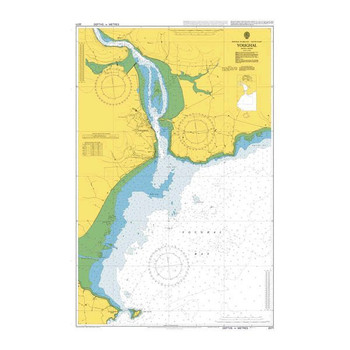 ADMIRALTY Chart 2071: Youghal