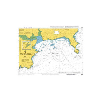 ADMIRALTY Chart 2081: Courtmacsherry Bay