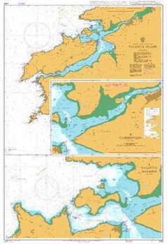 ADMIRALTY Chart 2125: Valentia Island