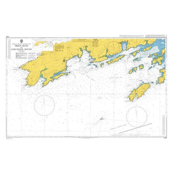ADMIRALTY Chart 2184: Mizen Head to Gascanane Sound