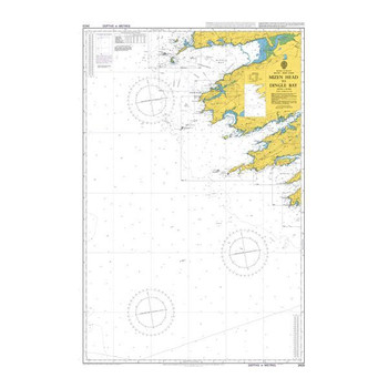 ADMIRALTY Chart 2423: Mizen Head to Dingle Bay