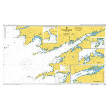 ADMIRALTY Chart 2495: Kenmare River