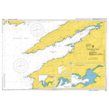ADMIRALTY Chart 2552: Dunmanus Bay