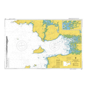 ADMIRALTY Chart 2667: Clew Bay and Approaches