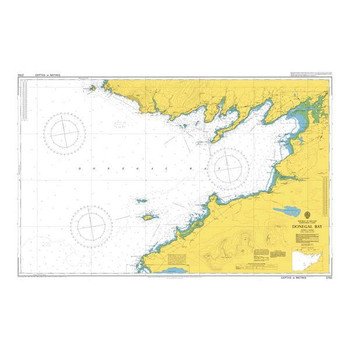 ADMIRALTY Chart 2702: Donegal Bay