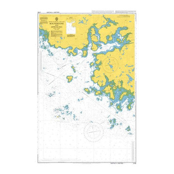 ADMIRALTY Chart 2709: Roundstone and Approaches