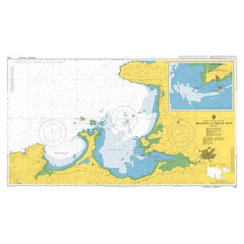 ADMIRALTY Chart 2739: Brandon and Tralee Bays