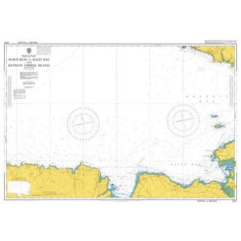 ADMIRALTY Chart 2767: Porturlin to Sligo Bay and Rathlin O'Birne Island