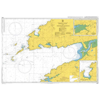 ADMIRALTY Chart 2789: Dingle Bay and Smerwick Harbour