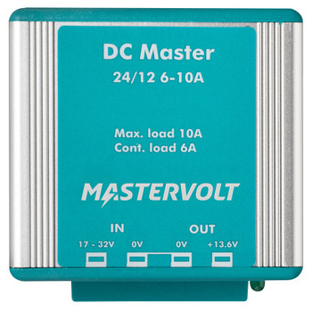 Mastervolt DC Master - 24V/12V - 6A - Straight View