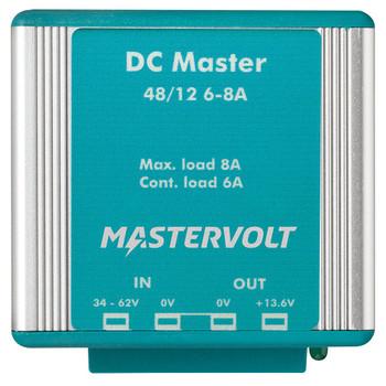 Mastervolt DC Master - 48V/12V - 6A - Straight View