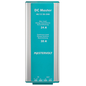 Mastervolt DC Master - 48V/12V - 20A - Straight View