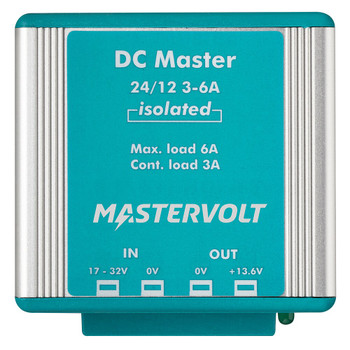 Mastervolt DC Master - 24V/12V - 3A (Isolated) - Straight View