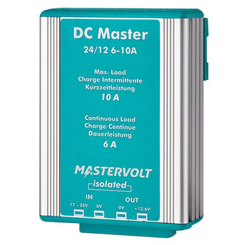 Mastervolt DC Master - 24V/12V - 6A (Isolated)