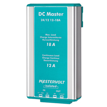 Mastervolt DC Master - 24V/12V - 12A (Isolated)