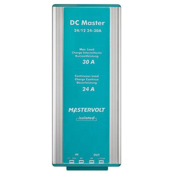Mastervolt DC Master - 24V/12V - 24A (Isolated) - Straight View