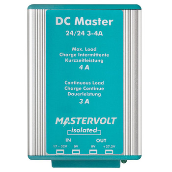 Mastervolt DC Master - 24V/24V - 3A (Isolated) - Straight View
