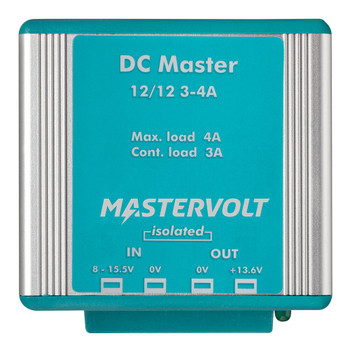 Mastervolt DC Master - 12V/12V - 3A (Isolated) - Straight View