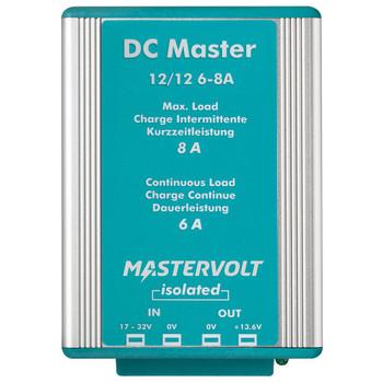 Mastervolt DC Master - 12V/12V - 6A (Isolated) - Straight View