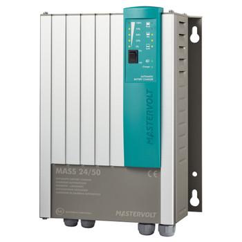 Mastervolt Mass Battery Charger - 24V/50A - 2 (230V) - DNV GL