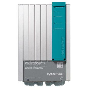 Mastervolt Mass Systemswitch - 10kW (230V) - Front View