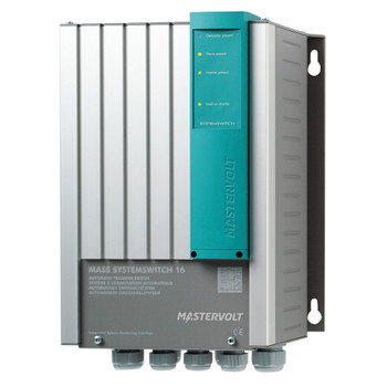 Mastervolt Mass Systemswitch - 16kW (230V)