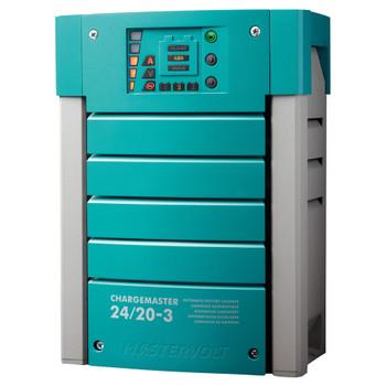 Mastervolt ChargeMaster Battery Charger - 24V/20A - 3