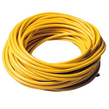 Mastervolt Moulded Oil Resistant Shore Cable - Yellow - 3x2.5mm² - 25m