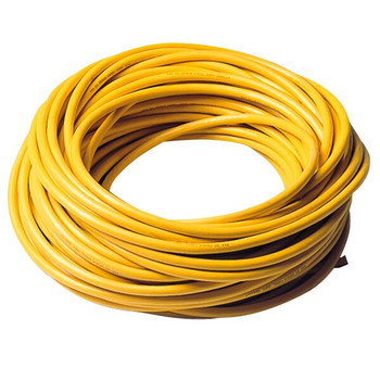 Mastervolt Moulded Oil Resistant Shore Cable - Yellow - 3x4mm² - Per Meter