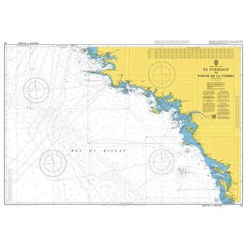 Admiralty Chart 20: Ile d'Ouessant to Pointe de la Coubre