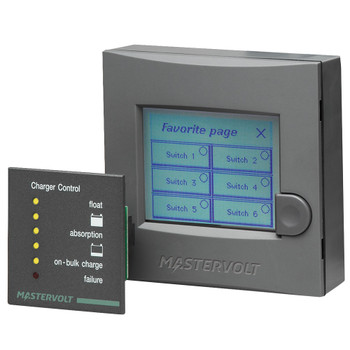 Mastervolt MasterView Read-Out - Connection View