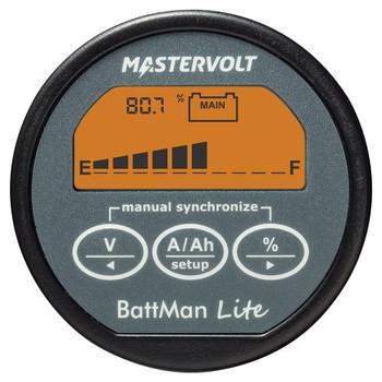 Mastervolt BattMan Lite - Straight View